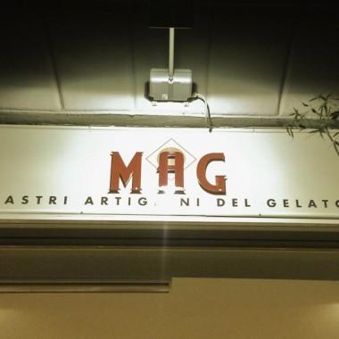 Gelateria MAG, Milano, Corso Genova 26